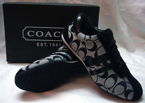 Coach shoes outfit, Coach tennis shoes