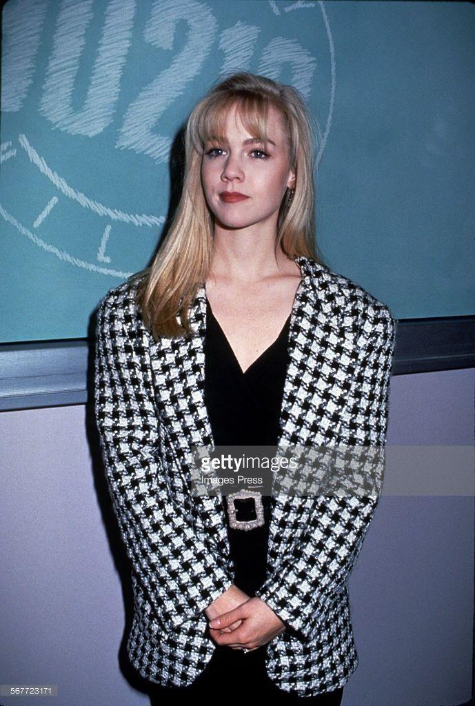 Jennie Garth circa 1992 in New York City.