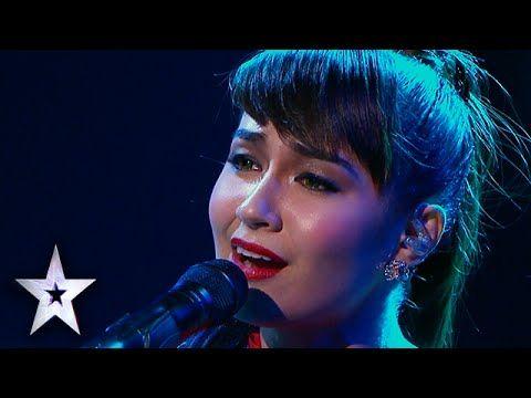 Gerphil Flores Opera Ballad Wows Judges Again Asia S Got Talent Semis 2 Talent Performance Art Ballad