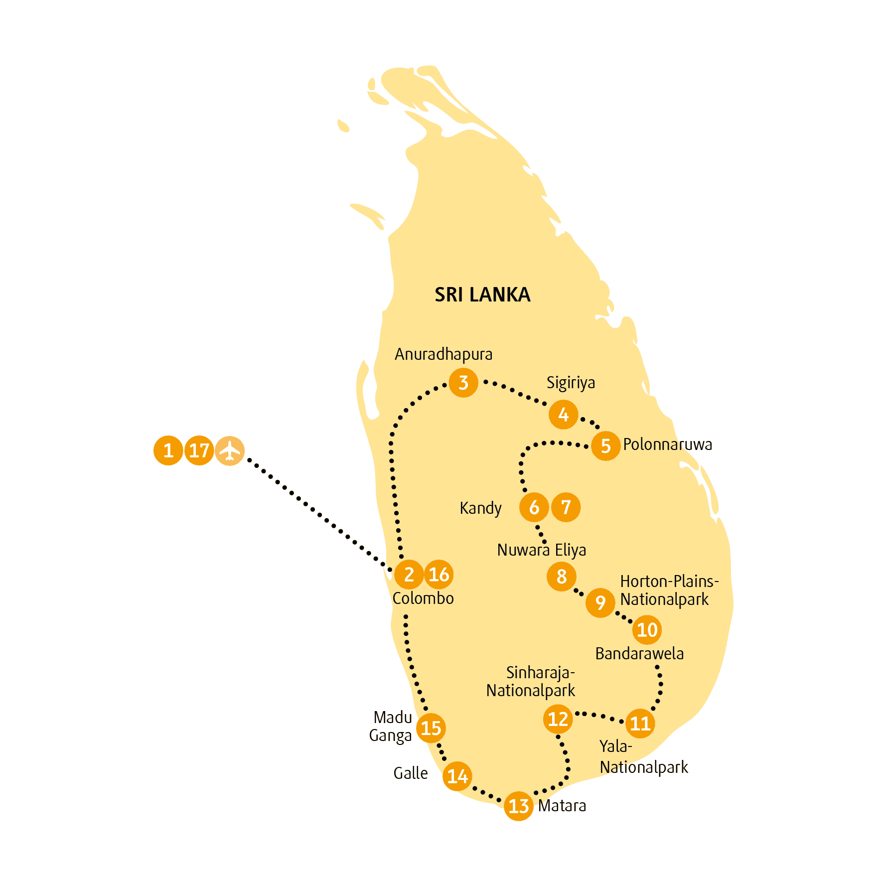 Sri Lanka Ist Ein Traum Erlebe Die Hohepunkte Auf Der Wunderwelten Reise Kandy Von Chamaleon 17 Tage Gansehaut Diereisedein In 2019 Sri Lanka Reisen Und Zugfahrt