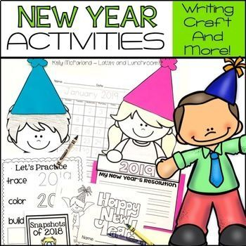 New Year Activities (2020) in 2020 (With images) | New ...