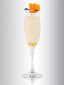 Fabulous Fruit - vodka, honey, champaign