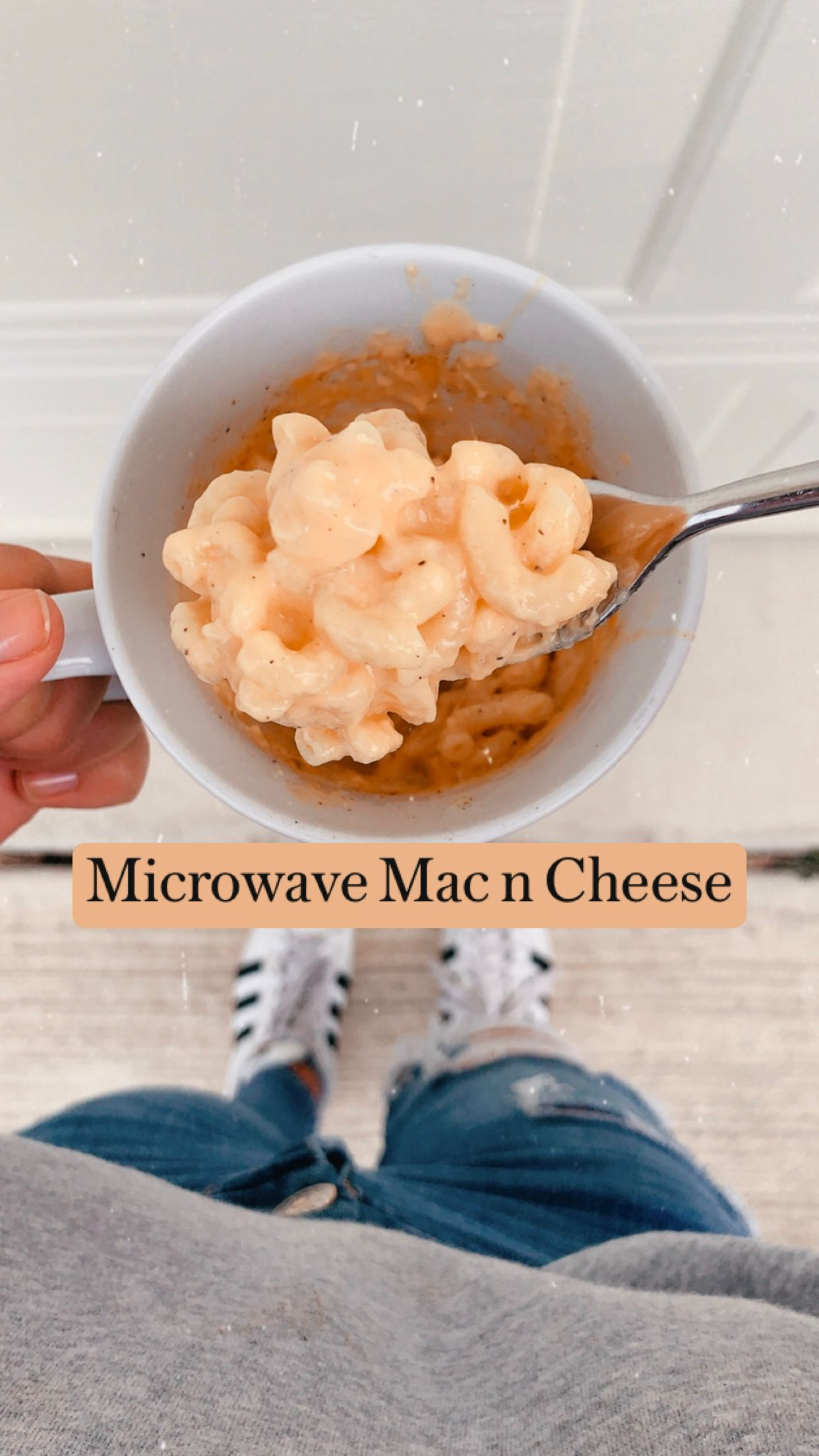 Microwave Mac n Cheese