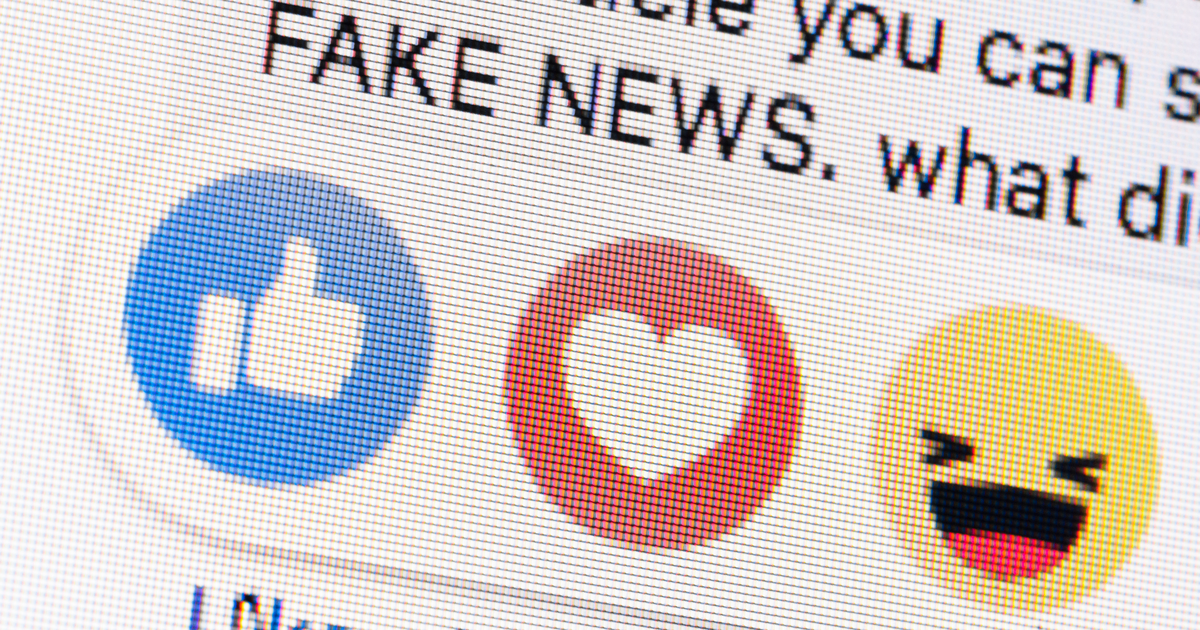 Facebook has a gaping loophole in its fight against fake