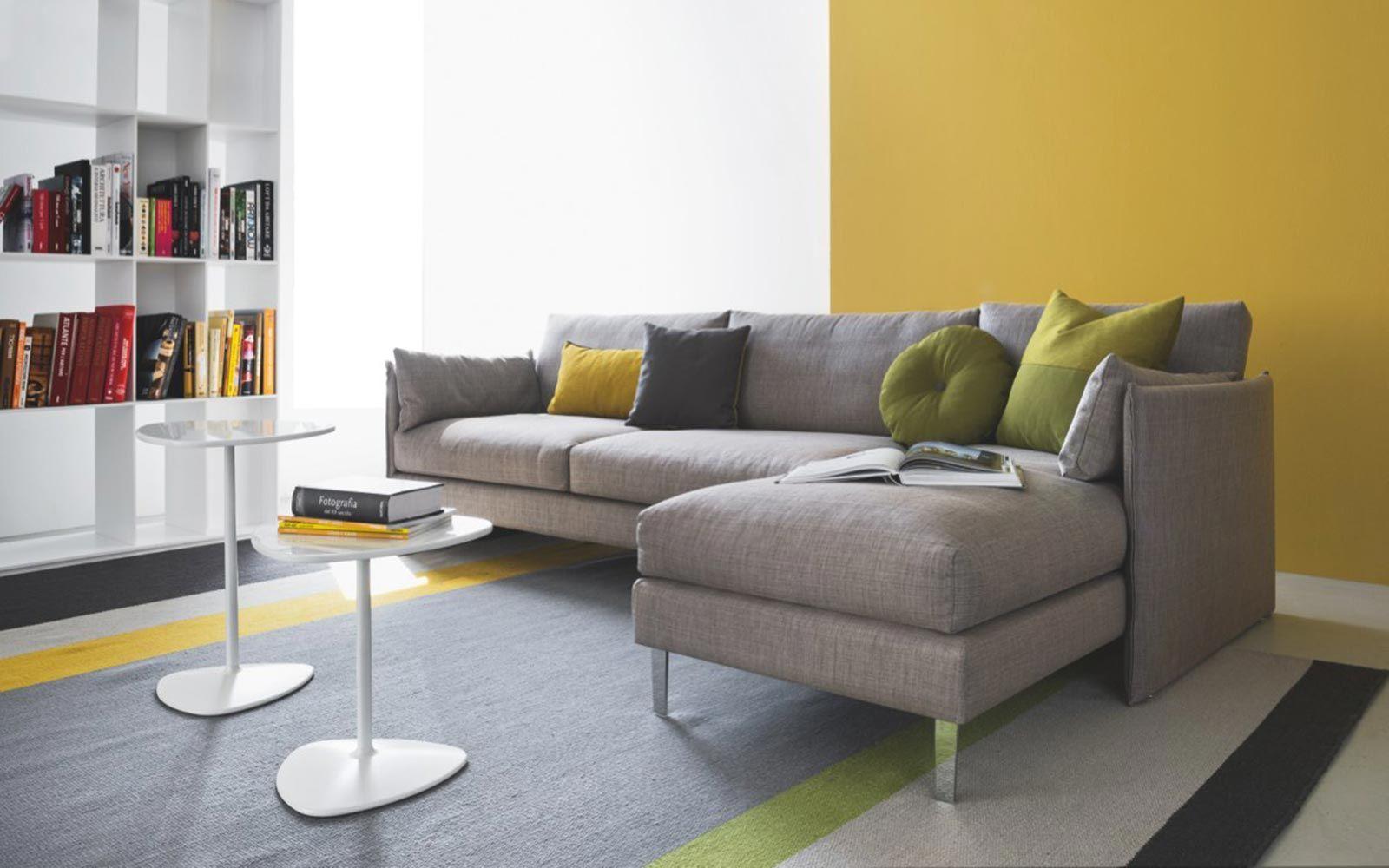 Beau Open Base Design Modular Sofa Urban   Calligaris CS/3369 GB CA