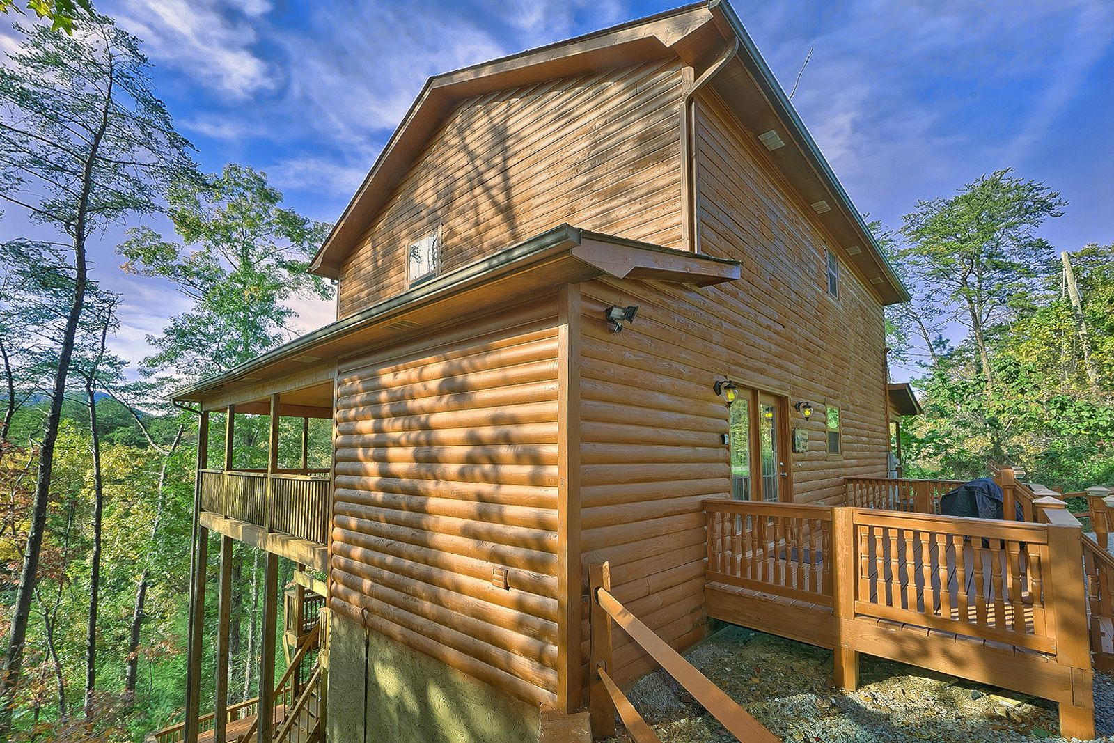 smoky cabin photo cabins log cheap of getaway mountain awesome gatlinburg rentals x