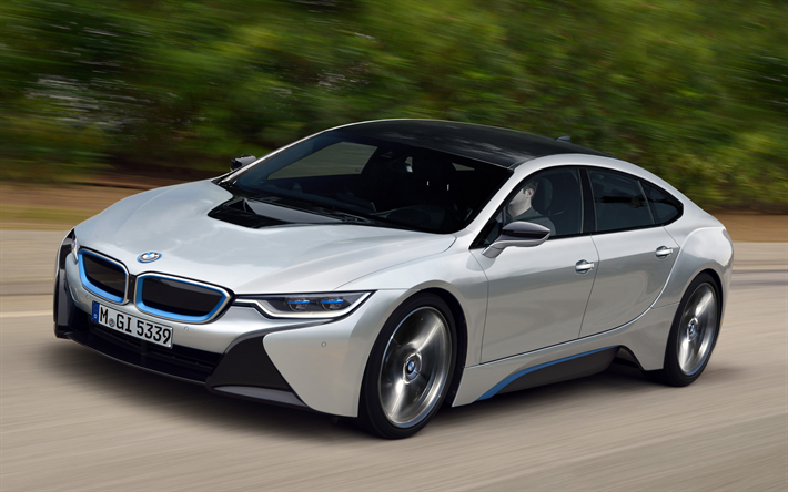 Download Wallpapers Bmw I5 4k 2019 Cars Electric Cars Sedans