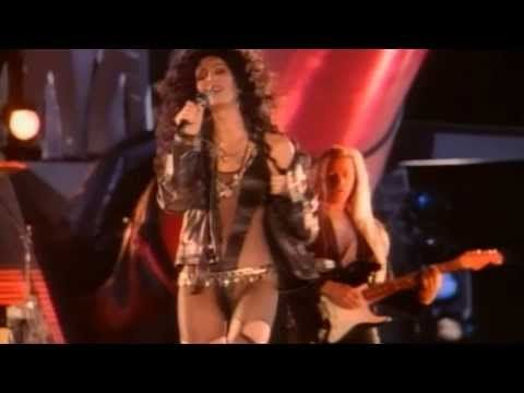 Cher - If I Could Turn Back Time (Official Music Video) - YouTube