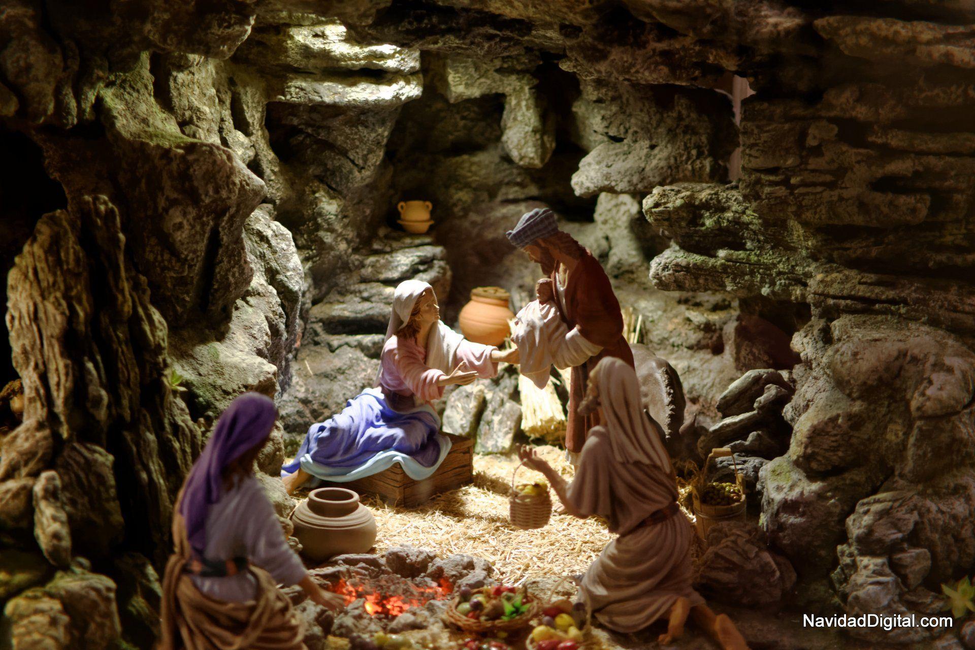 Imagenes de nacimientos navide os en hd buscar con - Dibujos de nacimientos de navidad ...