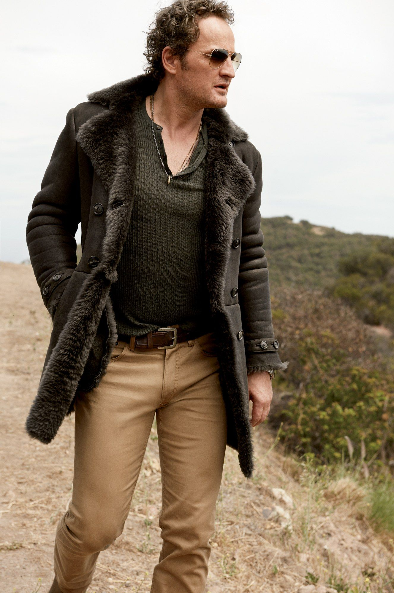 Man Up To This Season S 11 Best Shearling Jackets Mens