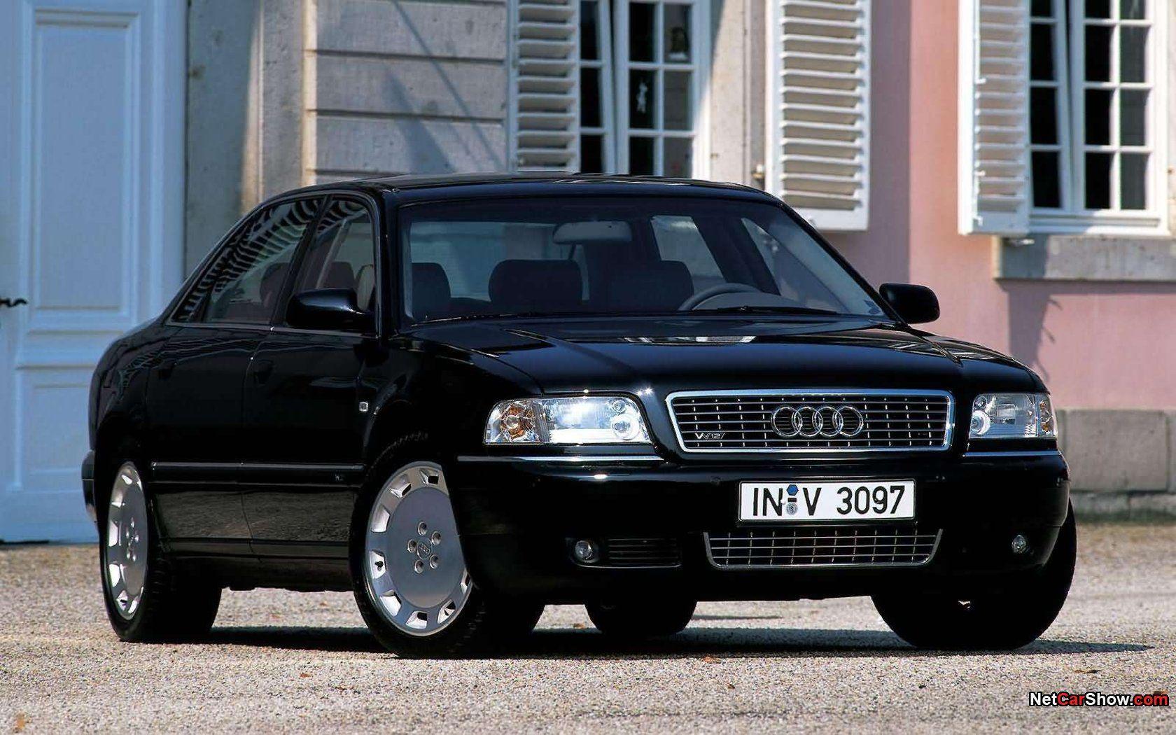 Audi A8 L 6 0 Quattro 2000 Audi A8 Audi Benz