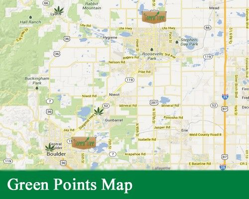 Looking for a medical marijuana dispensary in Boulder or Longmont