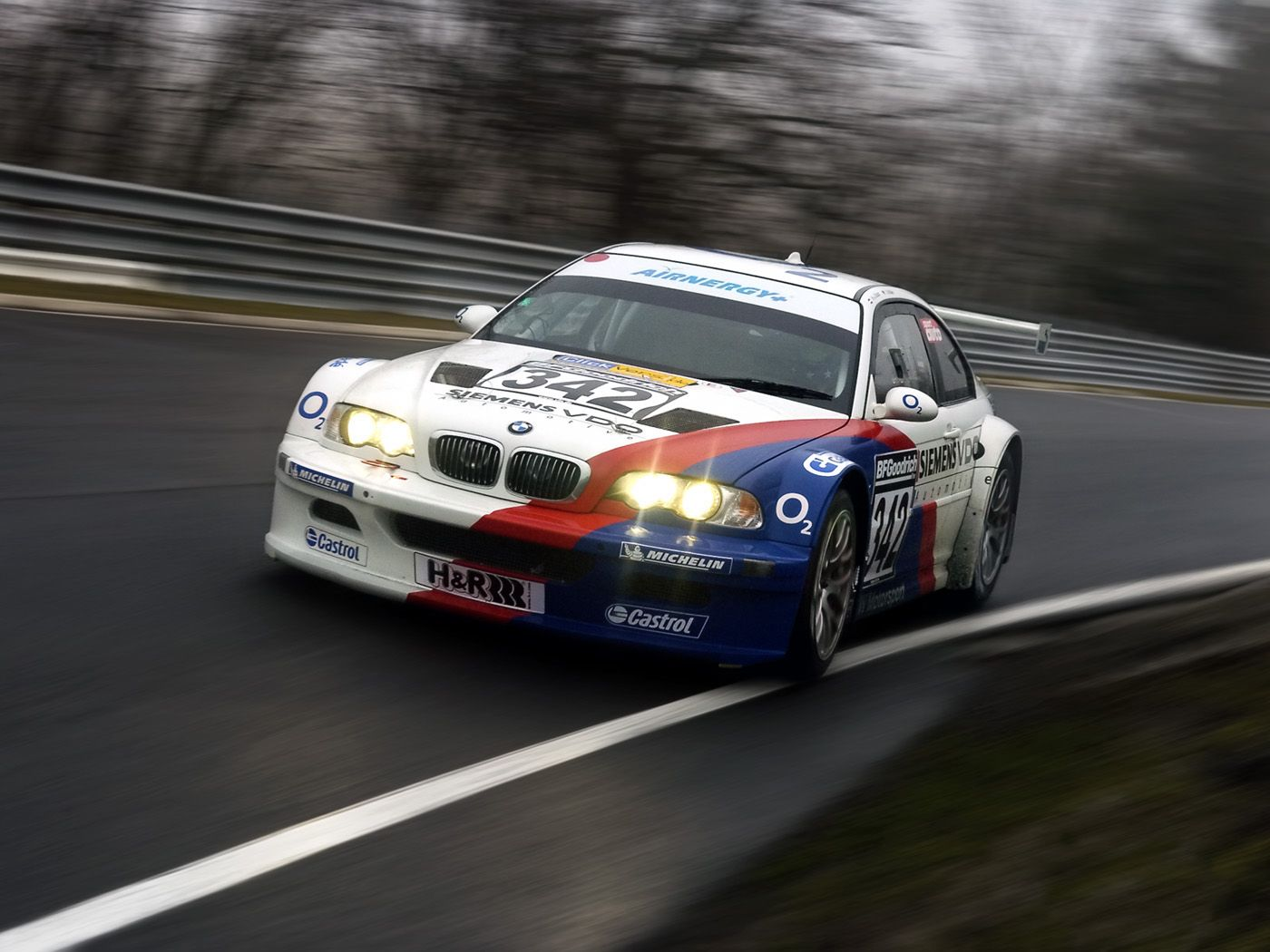 The Bmw M3 Gtr Still Remains One Of The Most Iconic Race Cars Bmw Have Ever Produced It Dominated Spa And The Nurburgring In 2004 200 Bmw M3 Bmw Bmw Motorrad