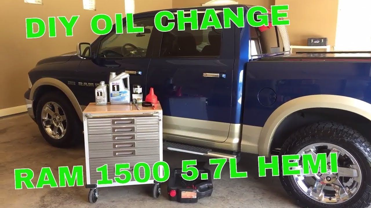 Latest Dodge Ram How To Ram 1500 Hemi Oil Change 16950 Westfield Pa 2018 Hello Everyone In This Video Of My 2011 Ram 1500 Wit Ram 1500 Oil Change Hemi