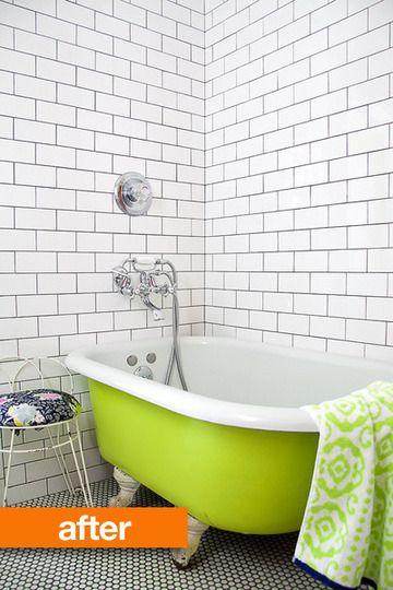 BATH - tile & tile