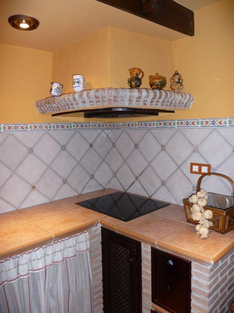 Cocina rustica 3 | cocinas | Pinterest | Wohnideen und Küche