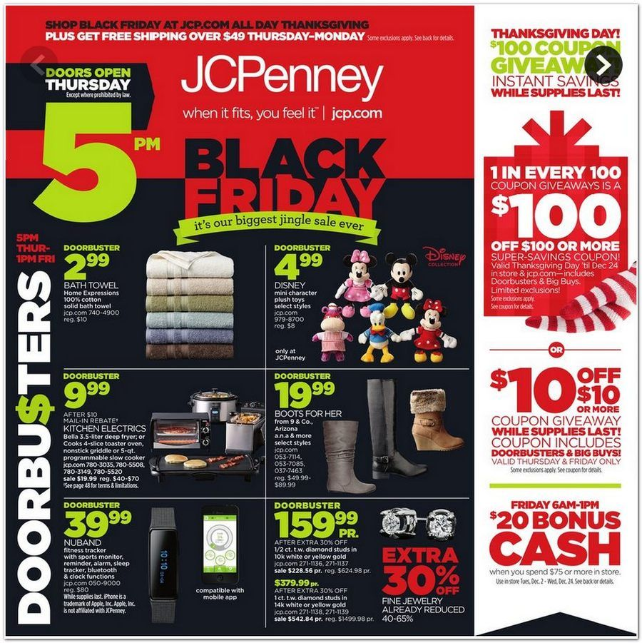 Home Black Friday Ads Jcpenney Black Friday Jcpenney Coupons