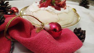 the best Strawberry Pavlova!