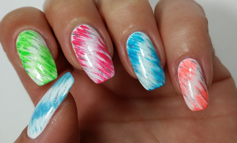 Easy Nail Art Design For Beginners 8 Summer Nails Nail Art