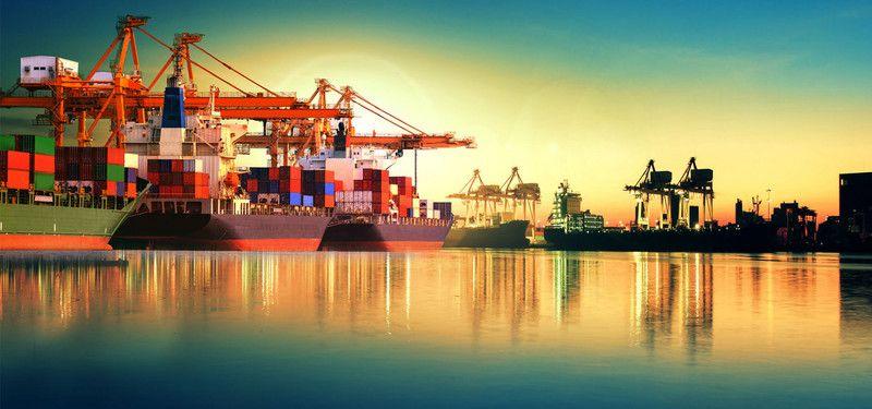 Container Ship Ship Cargo Ship Vessel Background Cargo Shipping Background Water Background