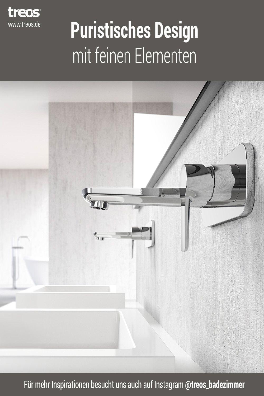 Badarmatur Puristisch Designt In 2020 Armaturen Bad Badezimmer Gestalten Bad Design