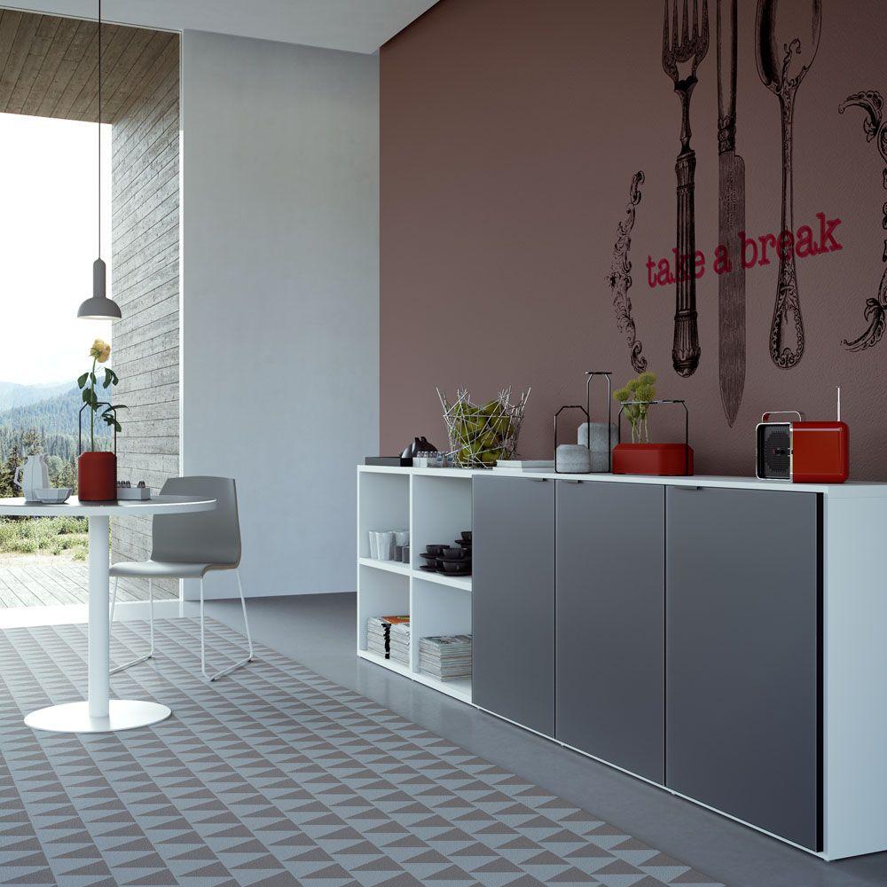 PROFBOX office cabinet by Prof Office | Arredamento ...