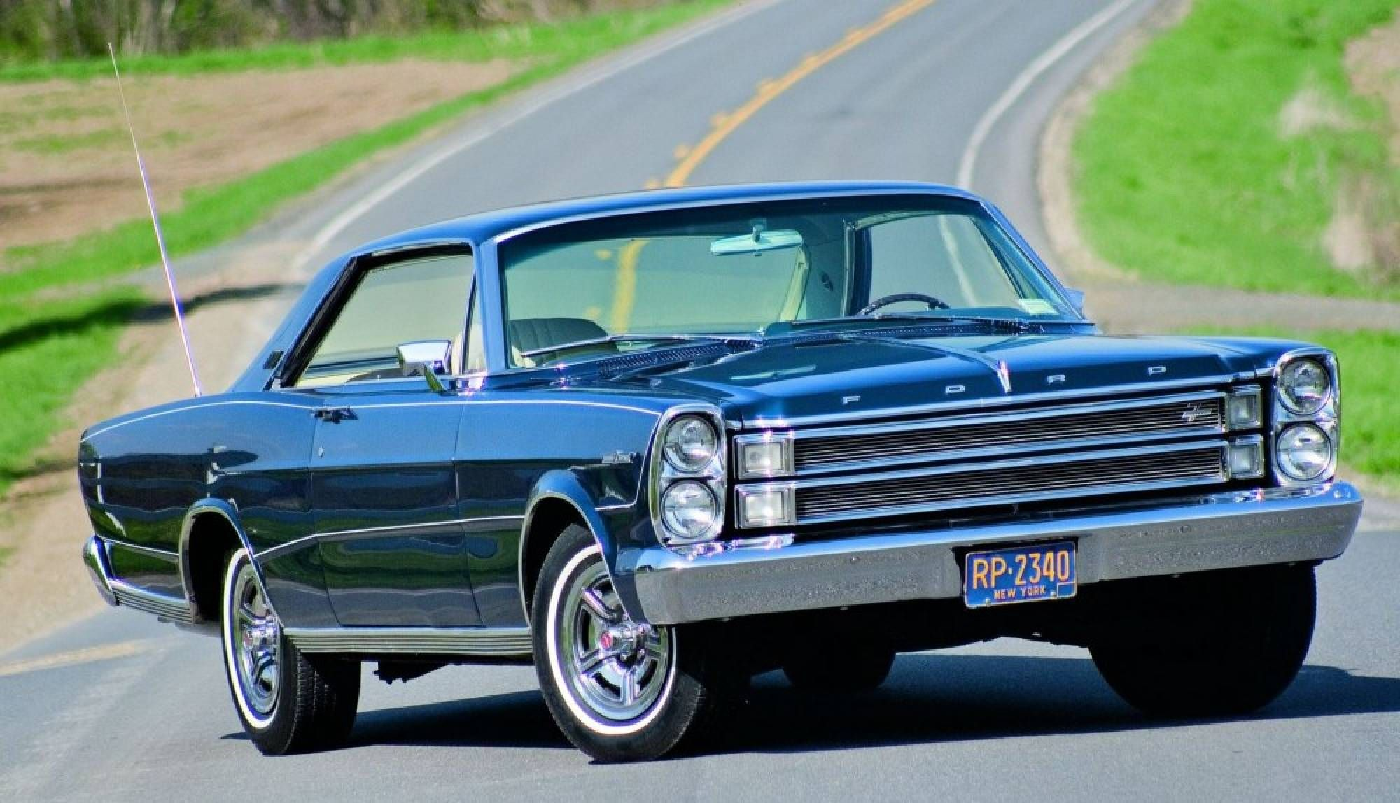 1966 ford galaxie 500 7 litre sporting style and big block power for