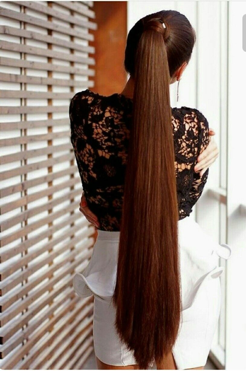 Pin By Tom On Cgr S Long Hair Women Posts Long Hair Styles Long Hair Ponytail Ponytail Hairstyles