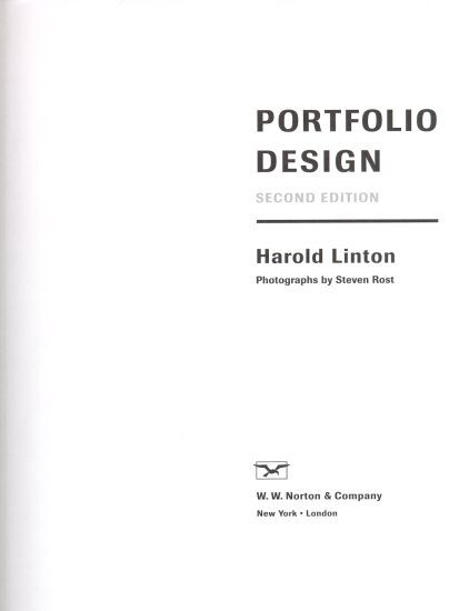 simple portfolio cover google search design pinterest