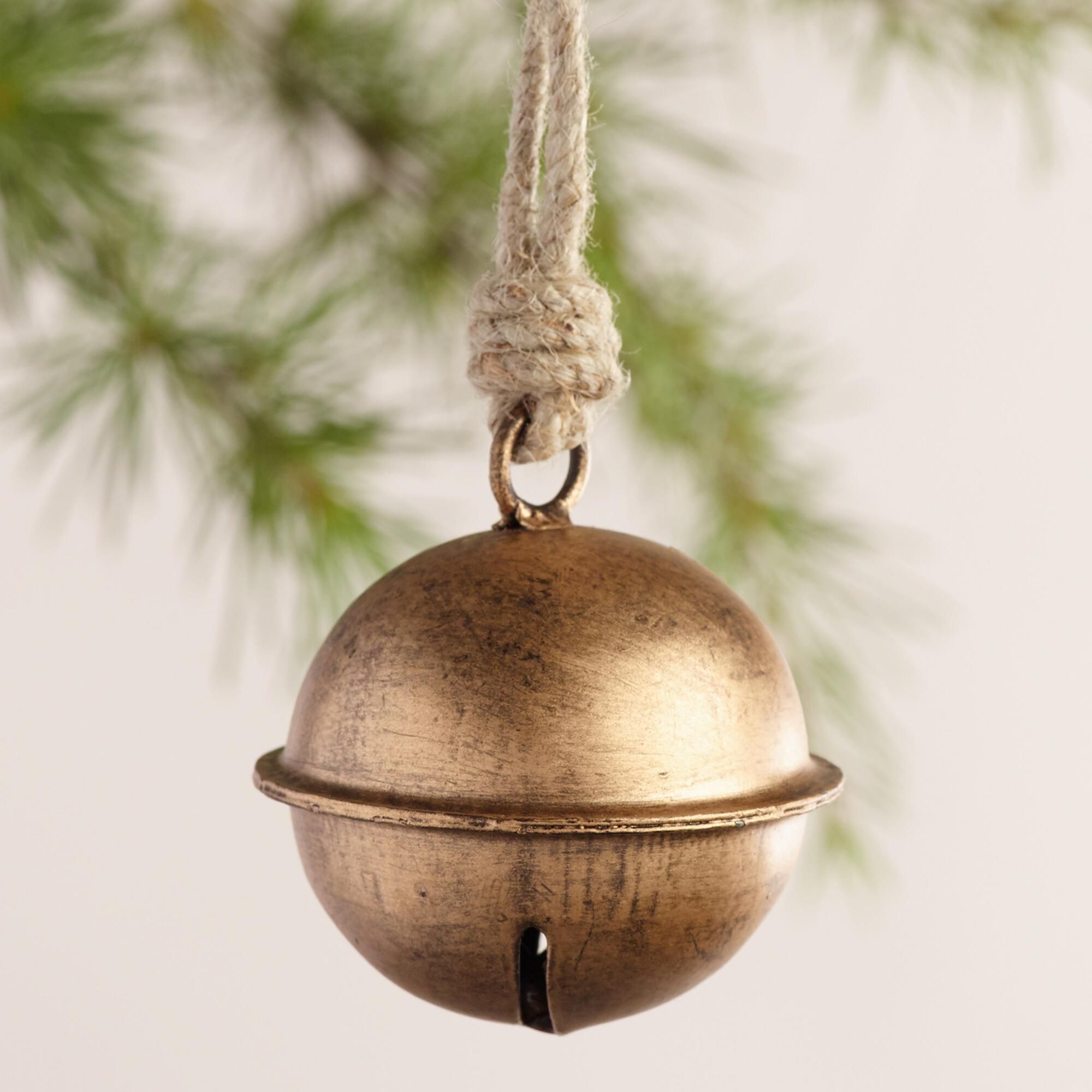 Jingle Bell Tree Decorations Oh What Fun It Is To Decorate Your Tree With Our Classic Jingle