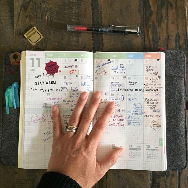 Planer Küchenland baum kuchen bullet journals bullet and hobonichi