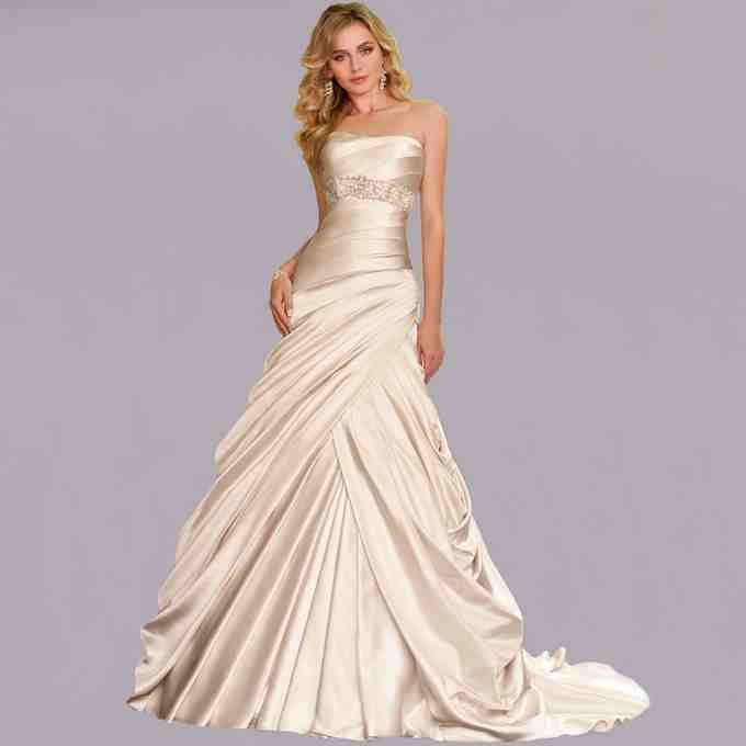 Simple Champagne Wedding Dresses Wedding Dresses Wedding Dresses Simple Dresses