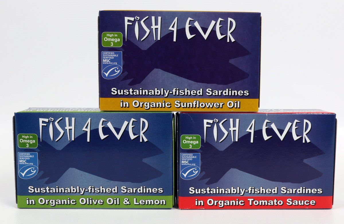 Fish4Ever (Fish4Ever) Twitter Organic olive oil, Food