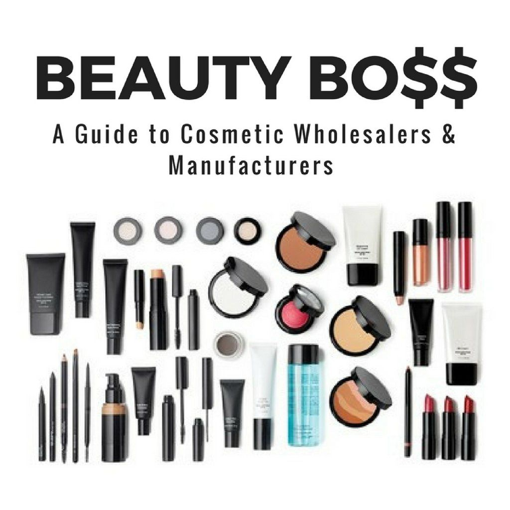 Cosmetic Vendor List (With images) Beauty boss, Beauty