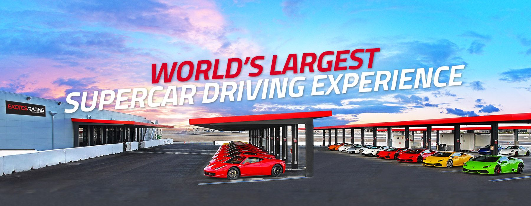 Worlds Largest Racing School Supercar Driving Experience Driving Experience Las Vegas Los Angeles