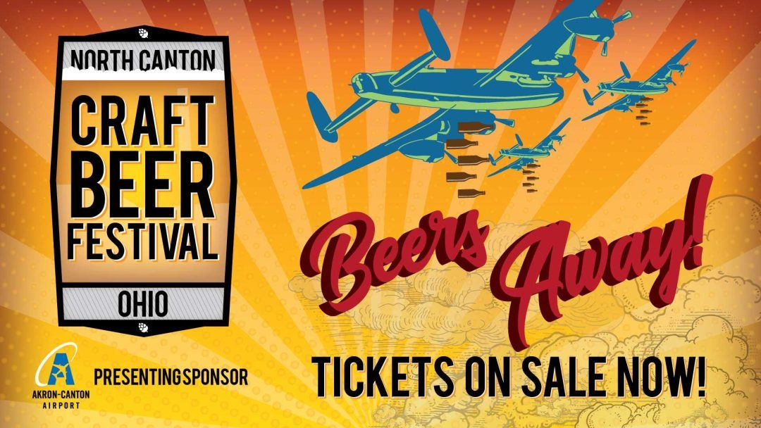 Get Your Tickets to the North Canton Craft Beer Festival