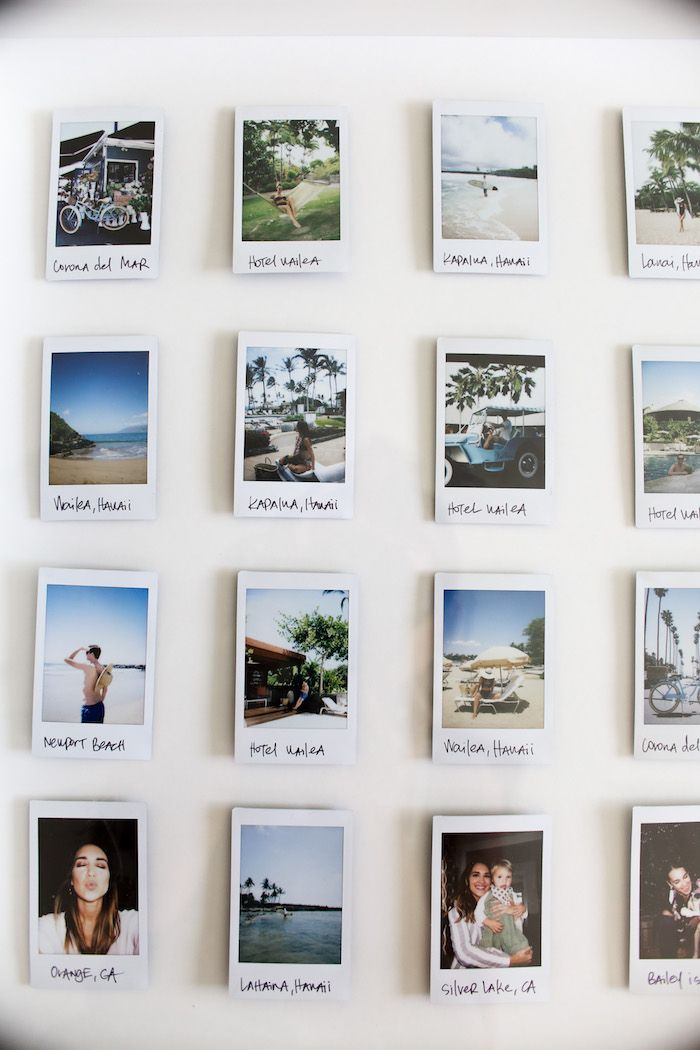 Polaroid Art | How to Display Your Polaroid Photos