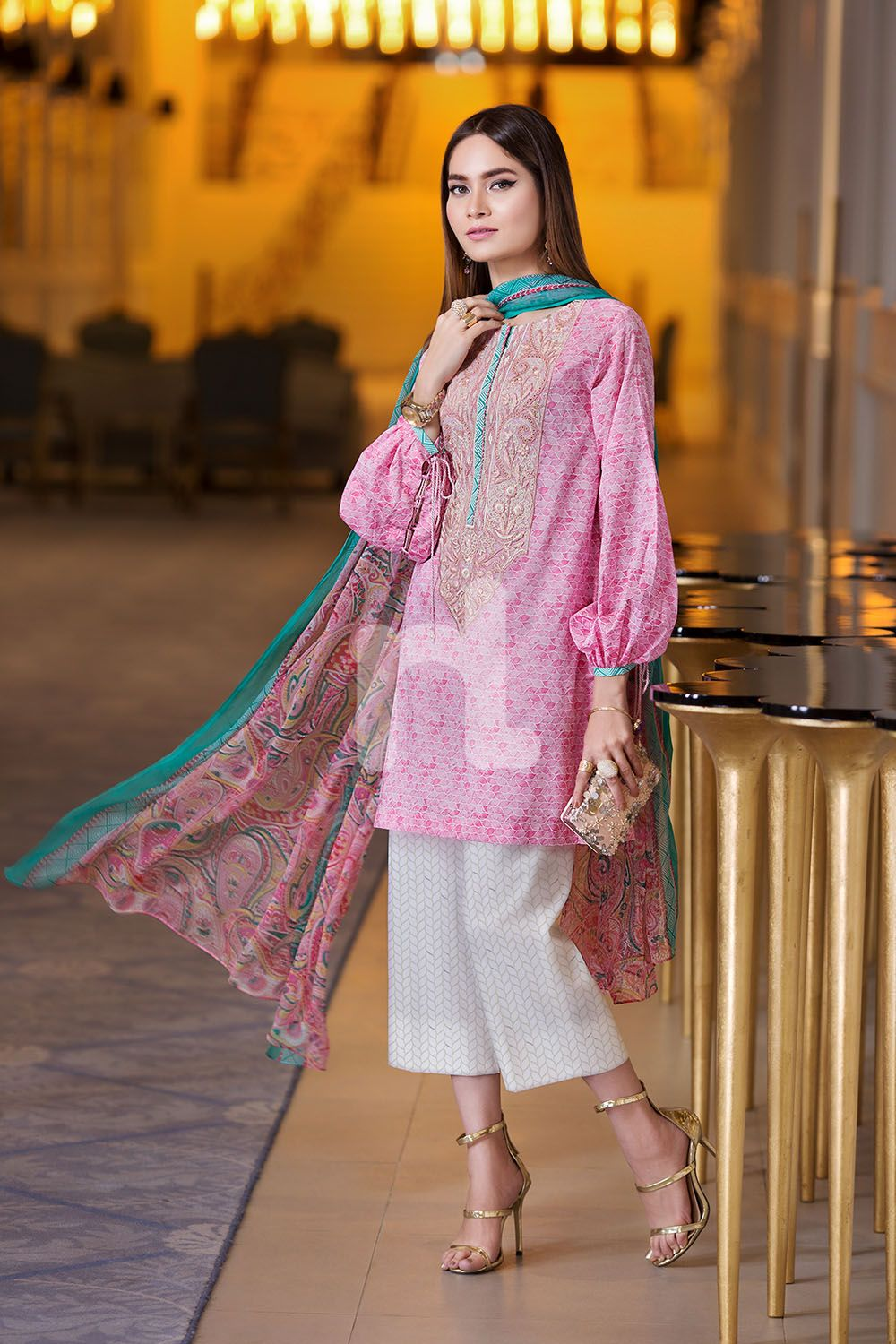 Online Shopping In Pakistan Sleeves Designs For Dresses Pakistani Dresses Casual Casual Wear Dress