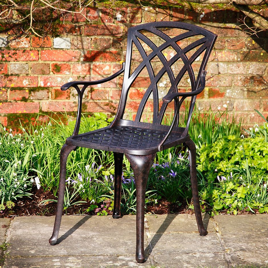 cast iron table and chairs nz red tartan tub chair pin by alu recycling on forniture | pinterest garden chairs, furniture