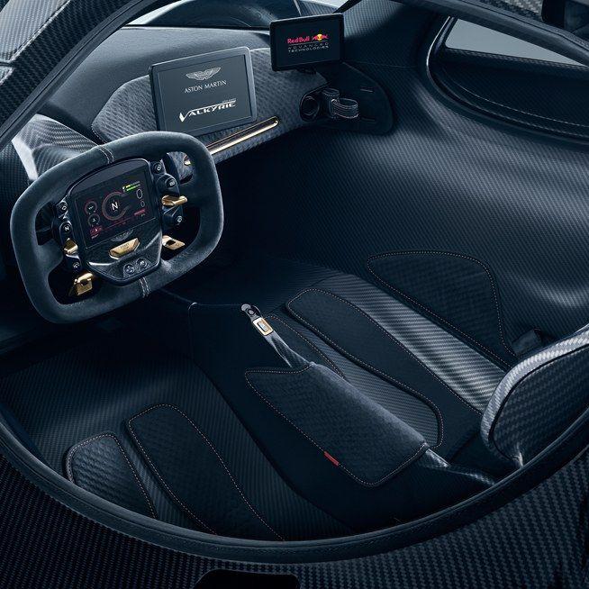 Aston Martin Valkyrie Hypercar: Aston Martin Reveals Their Stunning $3 Million Valkyrie