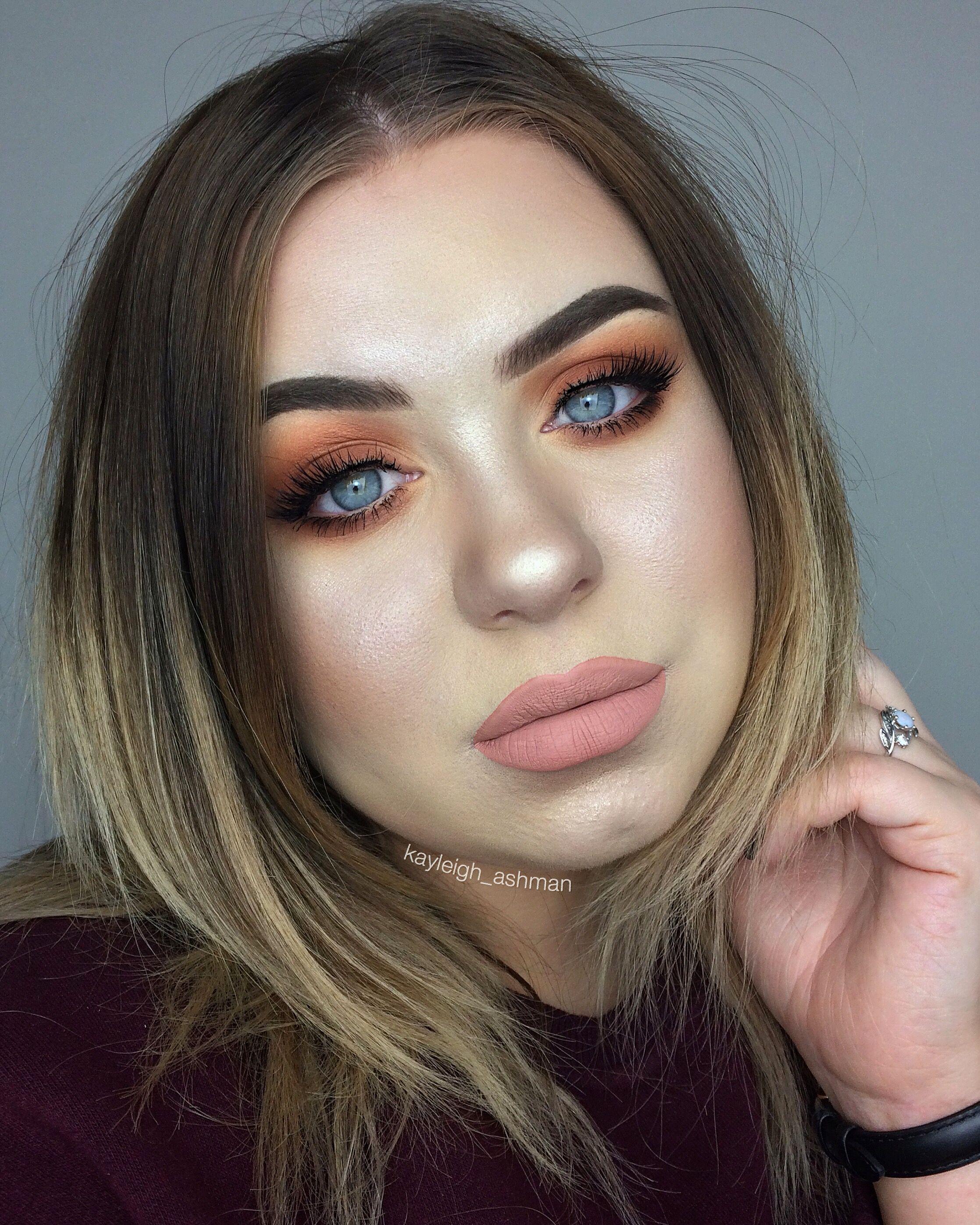 Simple glowy makeup by kayleigh_ashman Glowy makeup