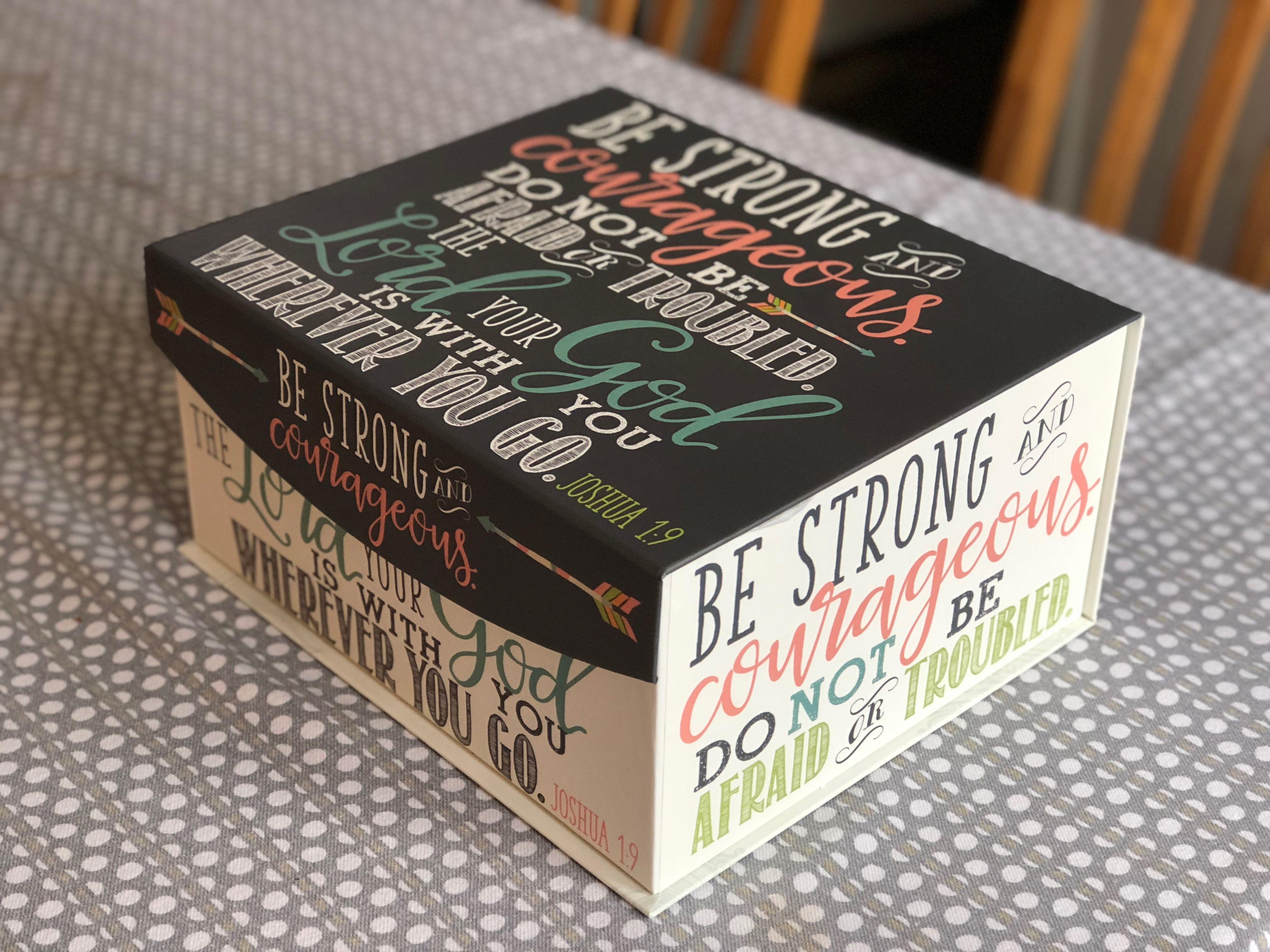 Box i bought from hobby lobby hobby lobby box