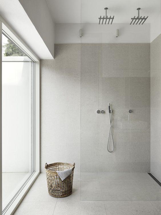 Arredare il bagno minimal mobili e consigli d 39 arredo decoraci n decoration cuarto de ba o - Consigli arredo bagno ...