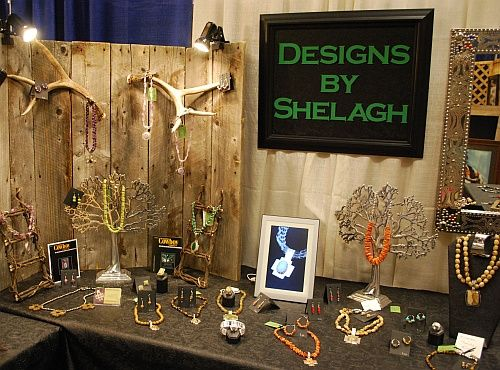 Jewelry Display Ideas For Setting Up For Jewelry Shows Inspiration