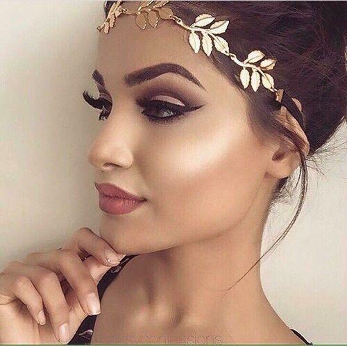 beauty, fashion, girl, goals, make-up