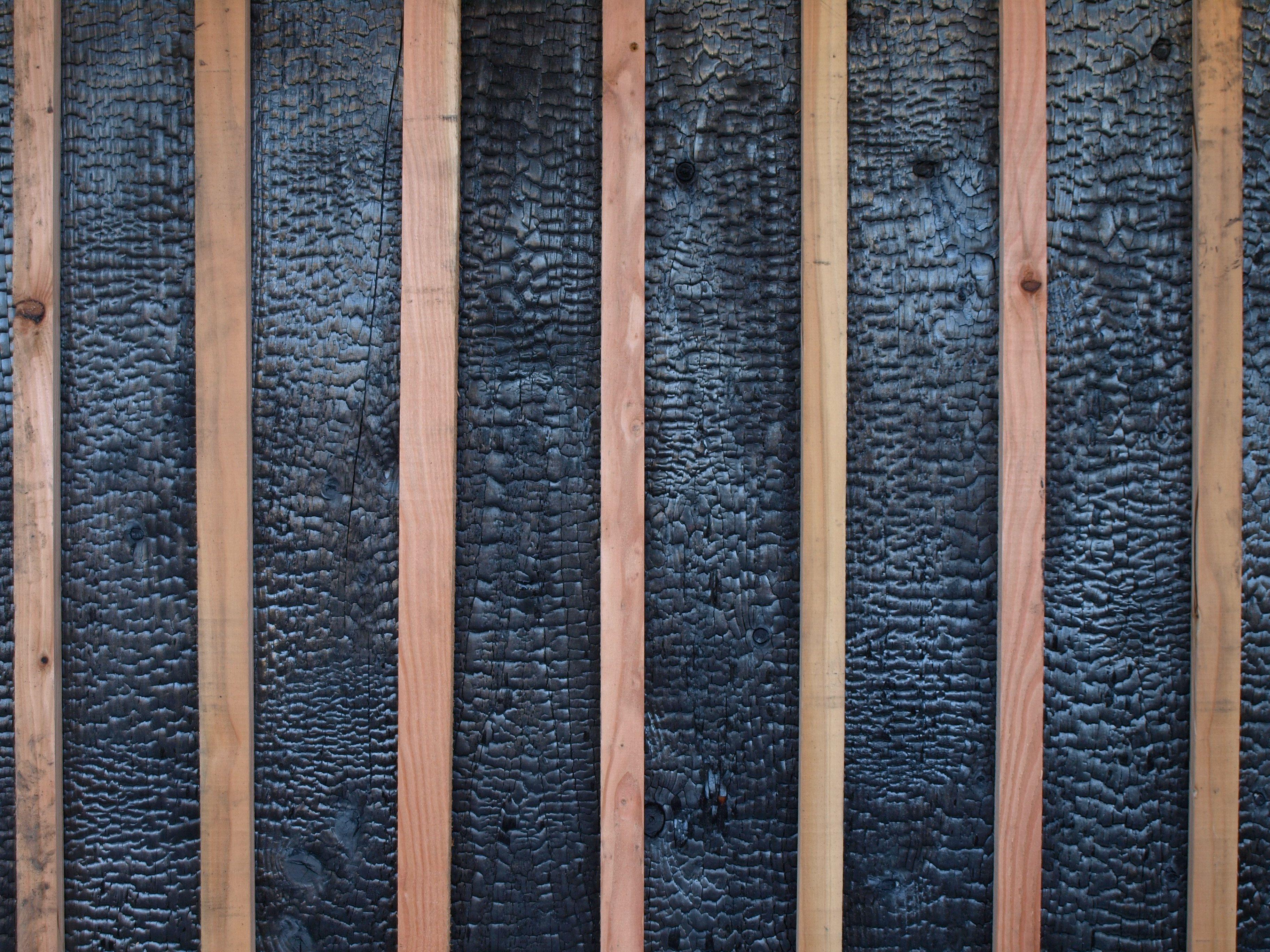 shou sugi ban pinterest bois brul bardage et. Black Bedroom Furniture Sets. Home Design Ideas