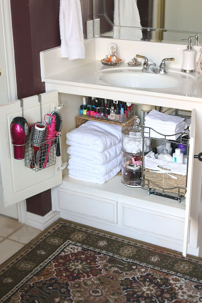 Photo of Quick Organizing Ideas for your Bathroom!