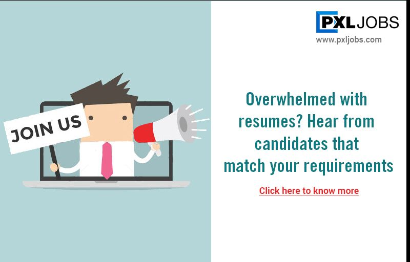 Overwhelmed with Resume? Hear From Candidates that Match your - resume requirements