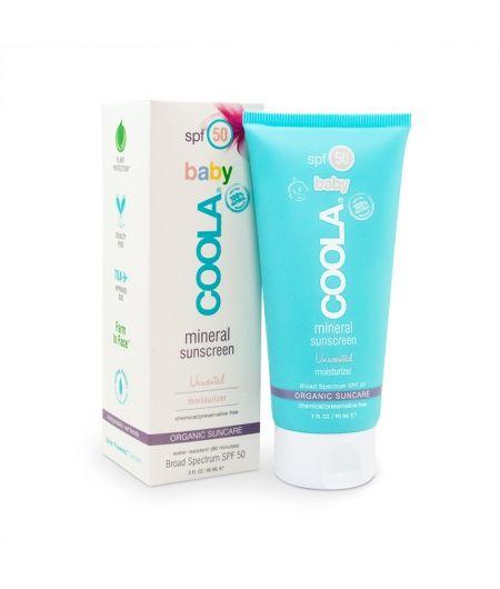 Baby Spf 50 Unscented Moisturizer Organic Sunscreen Baby Sunscreen Unscented Moisturizer