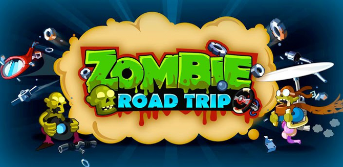 [Game Review] Zombie Road Trip Games zombie, Road trip